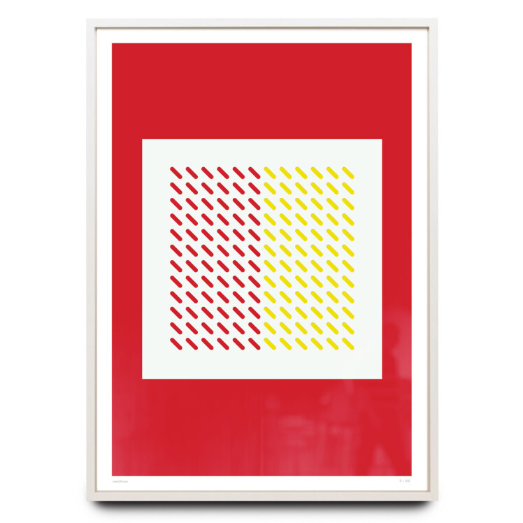 OMD design limited edition print