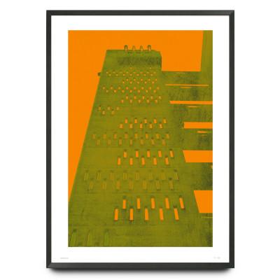 Brutalism Goldfinger's Balfron Tower