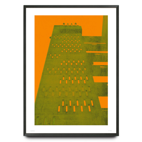 Brutalism Balfron Tower limited edition print
